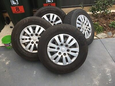 Kia Carnival Wheels