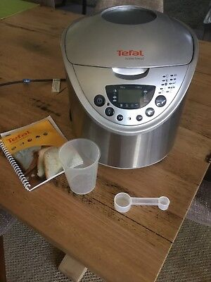 Tefal Home Bread Maker - Model OW 3001  - Automatic Great Condition