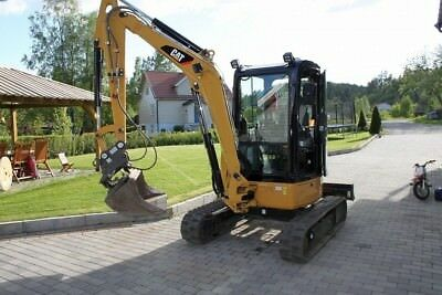 **2011 Minibagger Cat 303.5D - VP. - 5000 EUR**