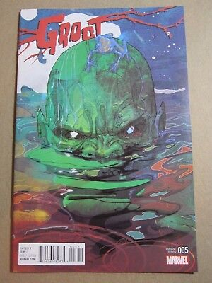 Groot 5 NM 9.4 1st FULL Appearance Baby Groot Marvel Drax Variant Cover COMIC