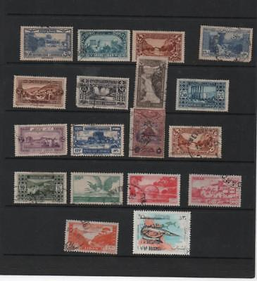 Lebanon Stamp Selection