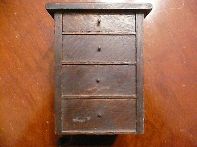 ANTIQUE DISAPPEARING COIN MONEY BOX c1910