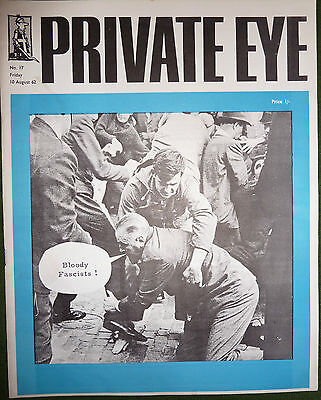 Private Eye Issue 17, 10 August 1962