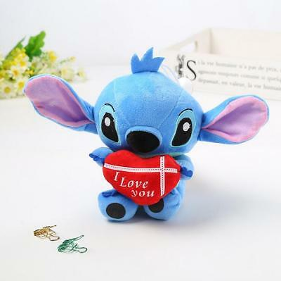 20cm(7.8in) cute cartoon Short Plush tuffed toy Stitch doll Boyfriend gift