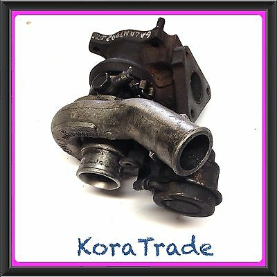 Mitsubishi Space Runner 2.0Td Engine Turbo Charger Unit 49177-02701