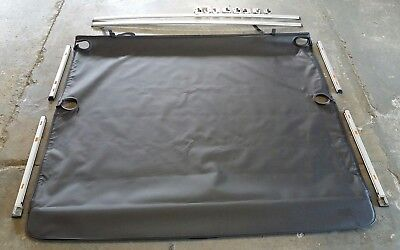 Ford Ranger PX PX2 genuine EGR tonneau cover to fit with sports bar