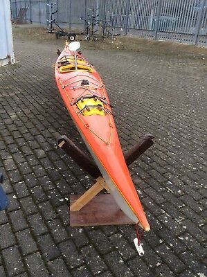 McNulty Sea Kayak for Sale - For Open Sea Canoeing