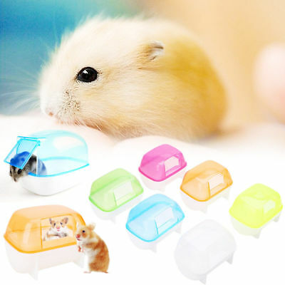 Hamster Sleeping Room Mini Animal Bed Room Bathing Place 10.3*7*7.3cm Pet Supply