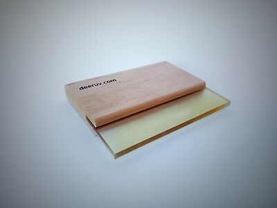 squeegee for screen printing 13 cm/5 inches, for screen printing