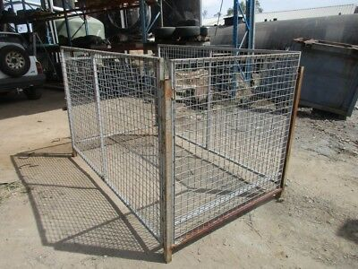 cage for box trailer