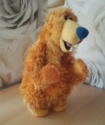 Bear in big blue house singing dancing cha cha Mattel 1999 collectable vintage