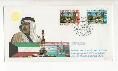 Kuwait 1979 On Cover