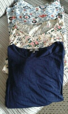 Fab Laura Ashley Tops Bundle Size 18 Long Sleeved