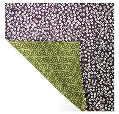 FUROSHIKI- Wrapping Cloth / Reversible [Cotton] Sakura x Flax ornament: by