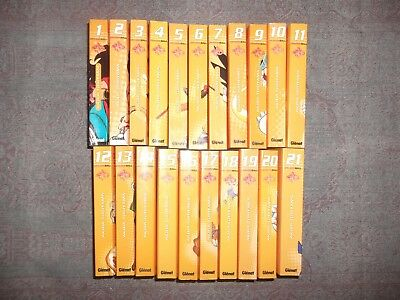 Collection Complete / Integrale Dragon Ball Tomes 1 A 21