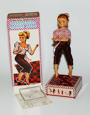 Peppermint Twist Doll in OVP von Mego Corp, Made in Japan - nicht funktionsfähig