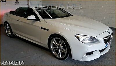 bmw 640 D Pack M Cabrio Full Options garantie 1 an