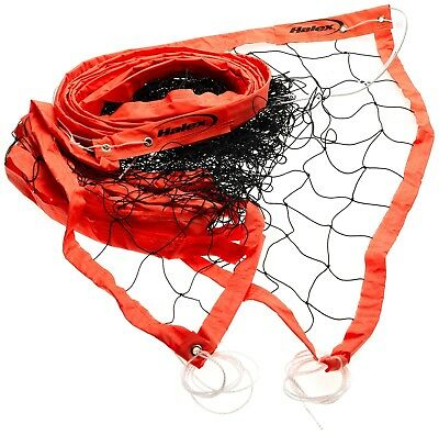NEW Halex Volleyball Outdoor Sports Portable Beach Net-Official Heavy Duty Cable