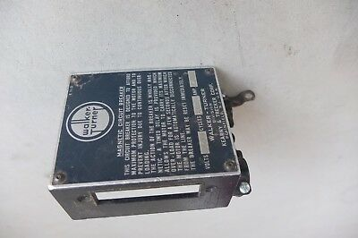 Walker Turner Table Saw Switch Housing