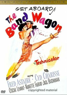 THE BAND WAGON Fred Astaire (2 DVD SPECIAL EDITION) New UK COMPATIBLE + Extras