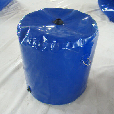 50 Liters PVC Barrel Soft Foldable  Garden Use Rain Water Storage Bladder Tanks