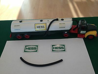 """1964 Hess B Mac""  -  Ribbed Hose Replacement Part"