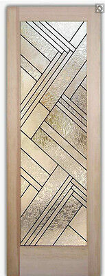 Stained Glass Pocket  interior Door ( SG AC 41 design )