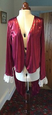 Pantomime Theatrical Tailcoat Stage Costume