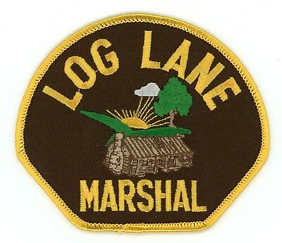 Log Lane Village Marshal Colorado
