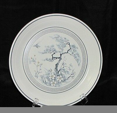 Lovely Vintage Royal Doulton Asian Dawn England Stoneware Pottery Plate