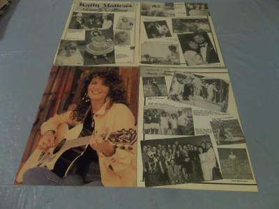 Kathy Mattea pinup   clipping  #11