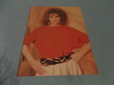 Reba McEntire  pinup clipping  #11
