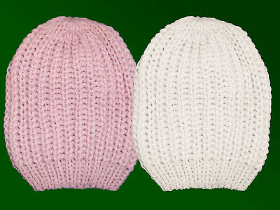 Warm damemmütze Knitted Cap Woolly Hat Winter Hat Choose Colour NEW
