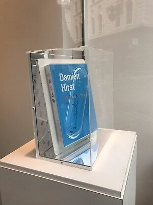 Damien Hirst Schizophrenogenesis Limited edition Signed Pill Book & Display Case