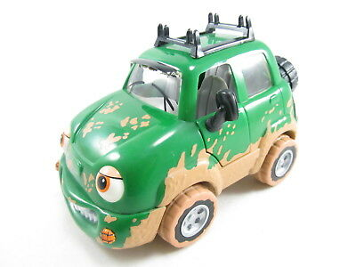 Chevron Oil Gas THE CHEVRON CARS FREDDY 4-WHEELER 1996