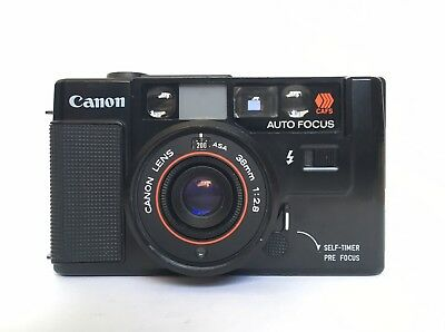 Canon AF35M Auto Focus 35mm Point & Shoot Film Camera