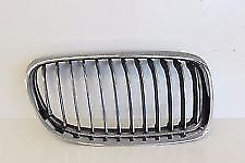 BMW Kidney Right  Grill  51712146912 Chrome Exterior with Black Interior
