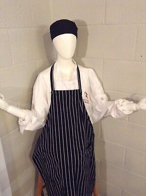 Escoffier Culinary Arts School Chefs Outfit