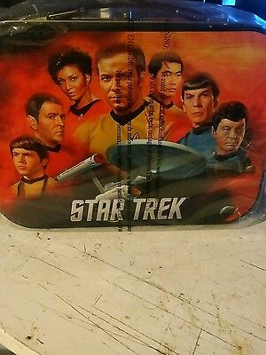 lunch box star trek