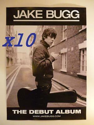 10 x JAKE BUGG OFFICIAL POSTER FOR ALBUM Large 70.5 x 49.5cm music memorabilia