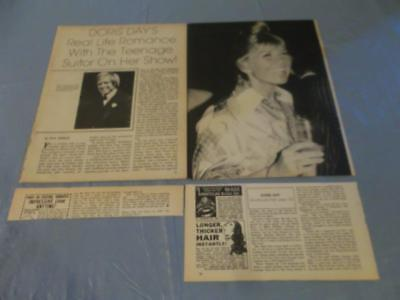 Doris Day   vintage   clipping  #13