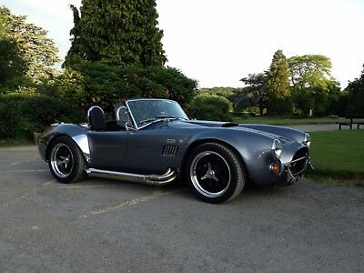 Ac Cobra Fuel Injected Chevy (2015) Ak 427