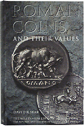 Roman Coins and Their Values Volume 1 The Republic and Twelve Caesars
