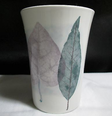 Portmeirion Dusk Bath Tumbler Vase Made in Britain Croscill Home Modern Design