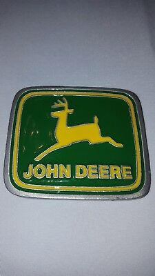 John Deere Paul Frank  Belt Buckle