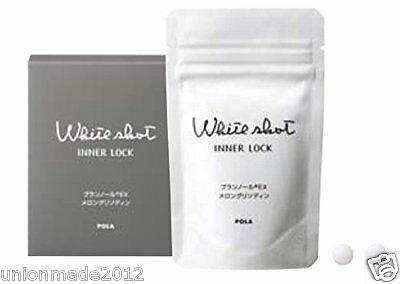 POLA White Shot Inner Lock IX 180 Tablets 3 months Skin Whitening Japan NEW SX