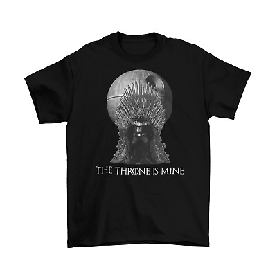 Game of Thrones Darth Vader T-Shirt Mens Star Wars Crossover New