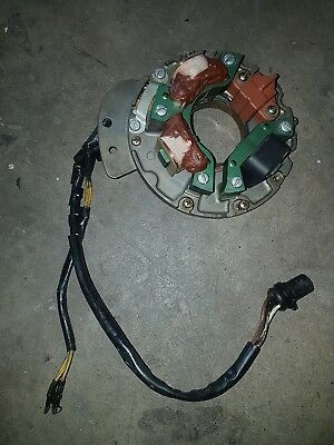 Evinrude johnson 40hp 50hp 55hp 60hp outboard magneto ignition stator coil
