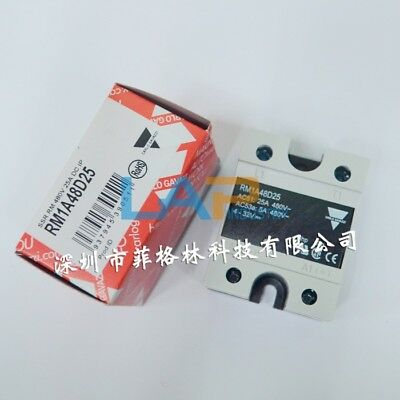 1PC NEW Carlo Gavazzi Solid State Relay RM1A48D25