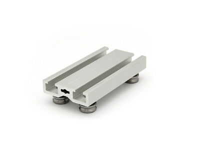 Linear Slide with 4 Casters 100mm Lang, LWR 4-18
